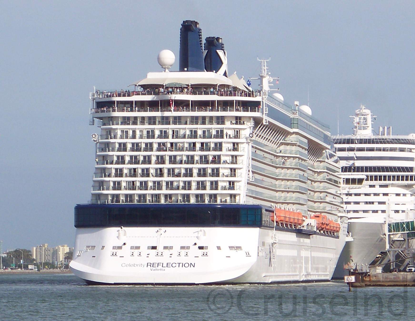 Celebrity cruises newest ship solstice
