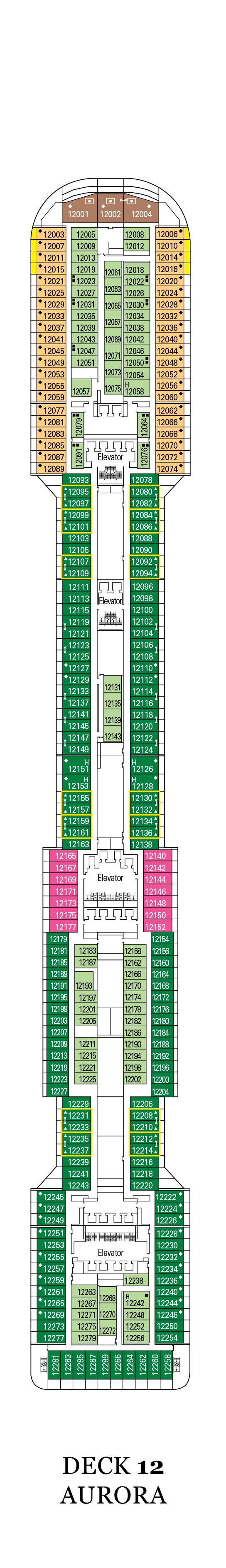 Msc divina deck plans cruiseind for Msc divina floor plan