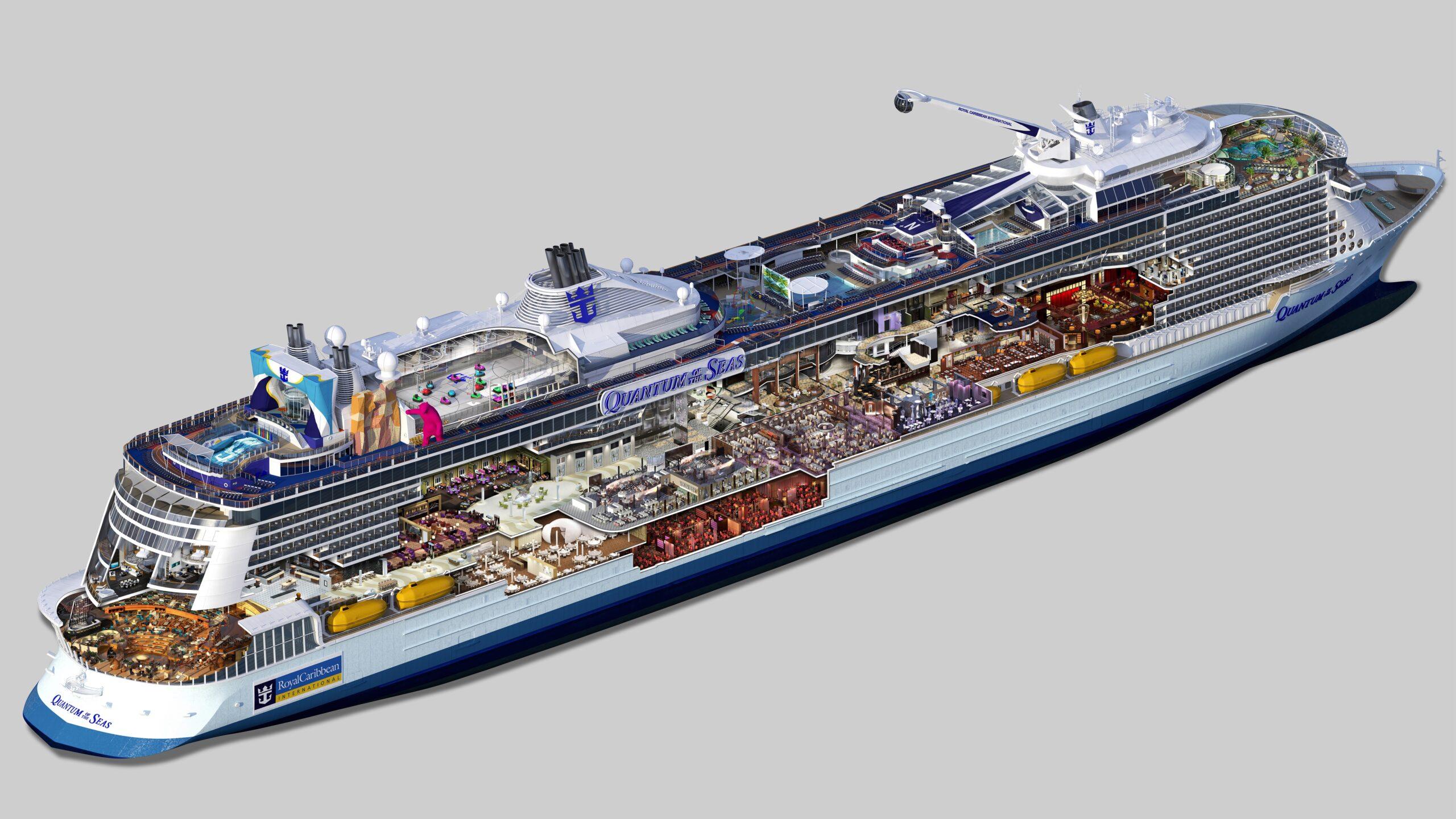 Quantum Of The Seas Deck Plans Cruiseind