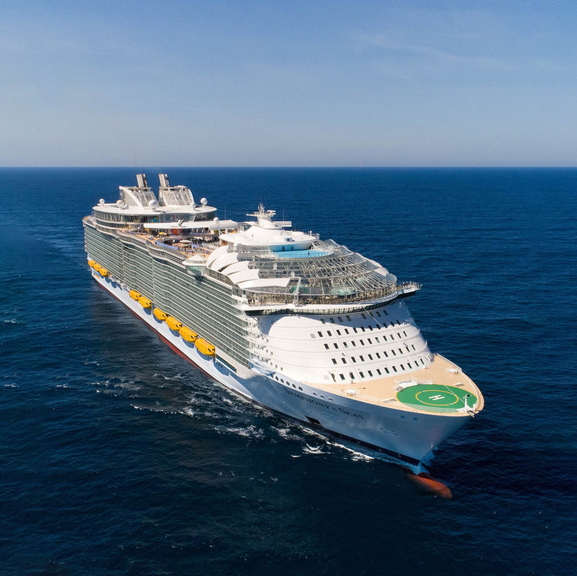 Royal Caribbean Announces Name Design And Homeport For Fifth Oasis Class Cruiseind